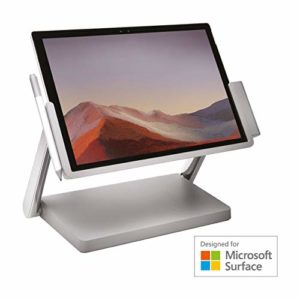Kensington Station d'Accueil pour Surface Pro (SD7000) – Affichage 4K en HDMI et DisplayPort en Mode Multiple – 4 Ports USB, Port Gigabit Ethernet et Solution de Charge