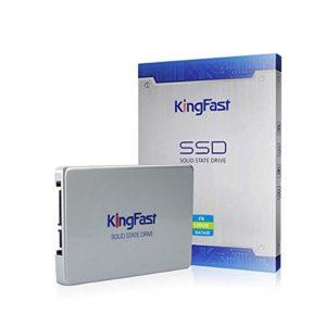 Moppi Kingfast K9 SATA III 7mm SSD de 128 Go lecteur à état solide interne de 2.5 pouces