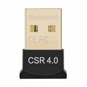 XueSenShangMaoBu USB 2.0 CSR 4.0 Gratuit Drive-Adaptateur Dongle Plug and Play Portable sans Fil stéréo HD Récepteur Audio pour PC Portable