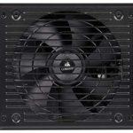 Corsair RM750, RM Series Alimentation PC (Entièrement Modulaire ATX, 80 Plus Gold, 750 Watt) – Noir (EU)