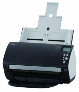 Fujitsu FI-7160 Scanner pro à chargeur automatique 60 ppm/120 ipm protection intelligente du papier