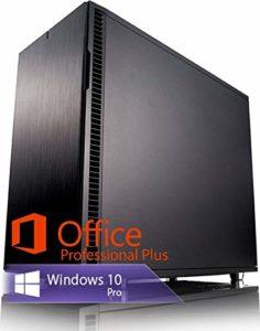 Ankermann CAD PC 2D 3D Autocad Max PC Intel Core i9-9900KF 8X 3.60GHz Quadro P2000 5GB 32GB RAM 250GB SSD Windows 10 Pro Office Professional