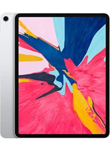 Apple iPad Pro (12,9 pouces, Wi‑Fi, 256Go) – Argent (Dernier Modèle)