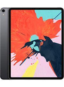 Apple iPad Pro (12,9 pouces, Wi‑Fi + Cellular, 256Go) – Gris sidéral (Dernier Modèle)