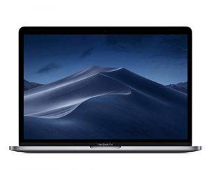 Apple MacBook Pro (13 pouces, Modèle Précédent, 8Go RAM, 512Go de stockage, Intel Core i5 à 2,3GHz) – Gris Sidéral