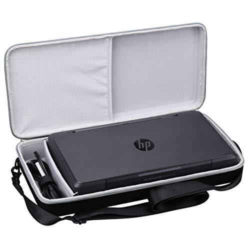 Aproca Dur Voyage Étui de Rigide Housse Cas pour HP OfficeJet 200 Mobile Printer