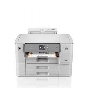 Brother HL-J6000DW, imprimante | Jet d'encre | A3 | Ecran tactile 6,8cm | Adaptée aux entreprises | Wi-Fi