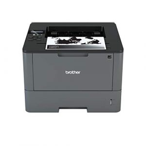 Brother HL-L5200DW Imprimante laser | Monochrome | A4 | PCL6 | Impression recto-verso | Wi-FI | AIrPrint/iprint & Scan