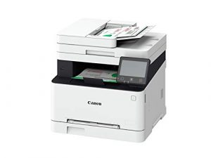 Canon i-SENSYS MF643CDW Laser 21 ppm 1200 x 1200 dpi WiFi – Multifonctions (Laser, Impression Couleur, 1200 x 1200 dpi, Copie Couleur, A4, Noir, Blanc)