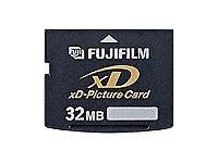 Carte mémoire Fuji XD 32Mo