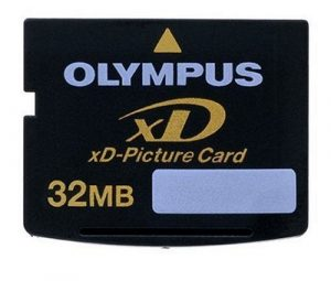 Carte Xd 32 Mo