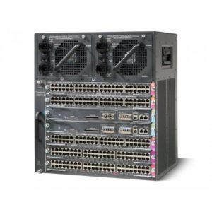 Cisco Catalyst 4507R-E Commutateur Montable sur rack PoE