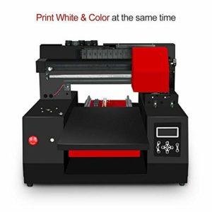 Colorsun Automatic A3 3060 Imprimante UV en cuir et métal 3060 Imprimante UV