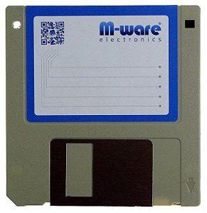 Disquette 1,44 Mo de M-Ware® ID18885