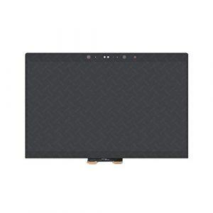 FTDLCD 13,3 Pouces FHD LED N133HCE-G62 (30 pins) Ecran Tactile LCD Digitizer Assembly pour HP EliteBook x360 1030 G3 (1920×1080)