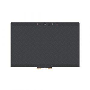 FTDLCD 13,3 Pouces UHD 4K LED B133ZAN02.2 (40 pins) Ecran Tactile LCD Digitizer Assembly pour HP EliteBook x360 1030 G3 (3840×2160)