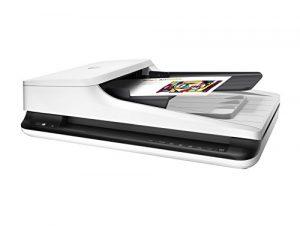 HP Scanjet Pro 2500 Scanner de documents