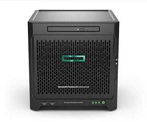 HPE MicroSvr G10 X3418 Perf EU/UK SVR/TV