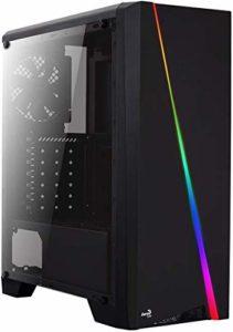 JOYBE – Ordinateur Gaming SOBREMESA JOYBE Cylon AM4 3000G SSD 240GB + HDD 1TB 8GB DDR4 Graphique Radeon Vega 3 Windows 10 Pro Jeux