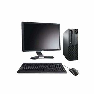 Lenovo M81 SFF – 4Go – 250Go HDD + écran 20»
