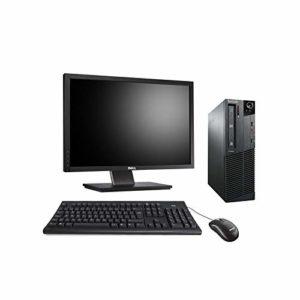 Lenovo M81 SFF – 4Go – 500Go HDD + écran 22»