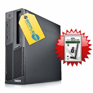 Lenovo M90p Ordinateur de bureau 8 Go Intel Intel HD Graphics Windows 7 Professional