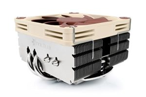 Noctua NH-L9x65, Ventirad CPU Faible Hauteur (65mm, Marron)