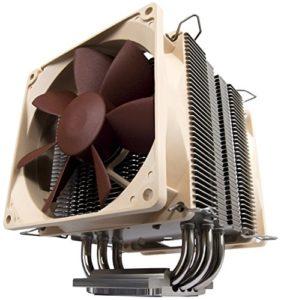 Noctua NH-U9B SE2, Ventirad CPU format simple tour (92 mm)