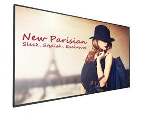 Philips Signage Solutions Écran D-Line 98BDL4150D/00 – Affichages de Messages (2,48 m (97.5″), 3840 x 2160 Pixels, 500 CD/m², 4K Ultra HD, 16:9, 12 ms)