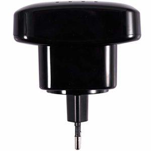 PQZATX RéPéTeur WiFi sans Fil Amplificateur de Signal WiFi Amplificateur WiFi Longue PortéE Amplificateur Wi FI Amplificateur WiFi RéPéTeur Ultraboost Point D'AccèS WPS Prise UE