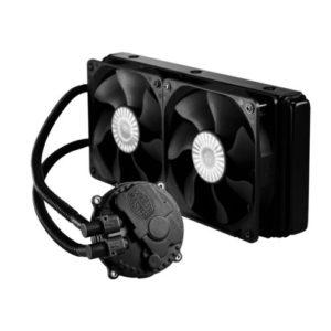 Privé: Cooler Master Seidon 240M Kit de Refroidissement liquide Universel 2 x 120 mm Noir