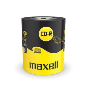 Privé: Maxell CD-R 80XL 52x 100 Pack