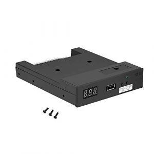 Taidda Émulateur USB, SFRM72-TU100K 3,5″Émulateur de Lecteur de Disquette USB 720 KO pour équipement de contrôle Industriel Installation Facile et conviviale