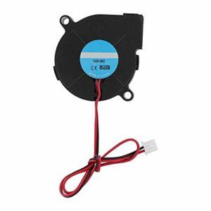 Ventilateur – VIFER 5015 DC Turbo Fan Ventilateur Ventilateur de Refroidissement pour Imprimante 3D DIY Accessoires 50 * 50 * 15mm 12V/24V 1PC(24V)