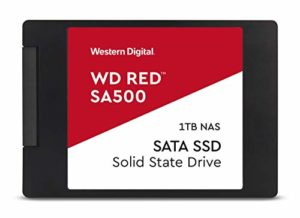 Western Digital WDS100T1R0A Red SA500 Disques Dur Serial ATA