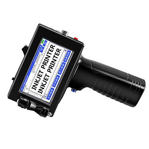YML Étiquettes Portables Impression Imprimante à Jet d'encre Intelligente Date Codage Machine pour QR Code Motif Graphique Logo Code à Barres Texte Marque déposée Plastique Textile Pierre Fabricant