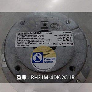 zyvpee RH31M-4DK.2C.1R 3-230V/400V 50/60Hz P1 0.14/0.21KW 1390/1570RPM Cosy 0.60.8 IP44 THCL155 Ventilateur de Serveur