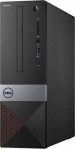 DELL Vostro 3471 9th gen Intel® Core™ i5 i5-9400 8 GB DDR4-SDRAM 256 GB SSD SFF Black Grey Red PC Windows 10 Pro