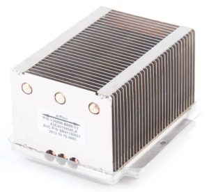 Fujitsu 38009529 ventilateur CPU / dissipateur thermique V26898-B888-V2 RX300 S6, TX200 S5/S6, TX300 S5/S6