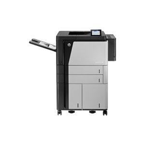 HP Laserjet Enterprise M806x +–Imprimante Laser 1200x 1200dpi, 300000Pages par Mois, PCL 5e, PCL 6, PDF 1.4, Postscript 3, 56ppm, 28ppm, 8,5s no