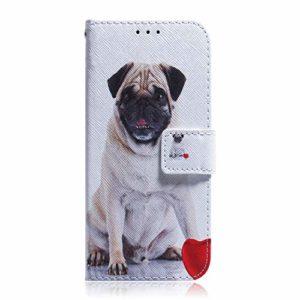Lomogo Coque Xiaomi Mi 9T/Redmi K20, Housse en Cuir Portefeuille avec Porte Carte Fermeture par Rabat Aimanté Antichoc Étui Case pour Xiaomi Mi9T – LOTXI140684 L4