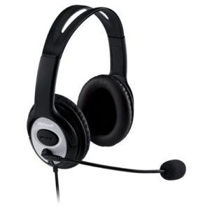 Microsoft LifeChat LX-3000 – Casque PC filaire Noir