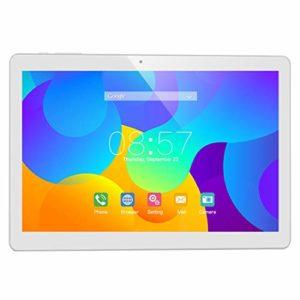 PC tablette Cube T10, 2 Go + 32 Go, appel téléphonique 4G, 10,1 pouces Android 6.0 MTK8783 Octa Core jusqu'à 1,3 GHz, OTG, WiFi, BT, FM, GPS Haute qualité (Couleur : Blanc)