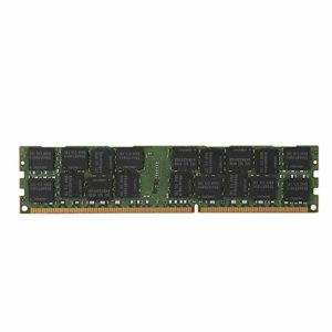 Topiky Carte de Module de mémoire 16G, 16 Go PC3-12800R DDR3 1600 MHz 2R * 4 ECC REG Module de Circuit de mémoire de Serveur de Haute qualité pour Carte mère X58 X79, Prise en Charge