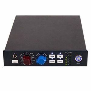 YYZLG Amplificateur de Microphone Professionnel à Canal Unique