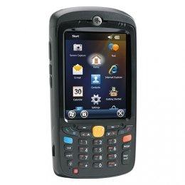 Zebra MC55X 3.5″ 640 x 480pixels Touchscreen 365g Black handheld mobile computer