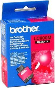 Brother LC-900M Cartouche d'encre d'origine Magenta