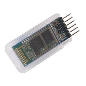 DSD TECH HC-05 Bluetooth Serial Pass-through Module Communication sans fil avec bouton pour Arduino