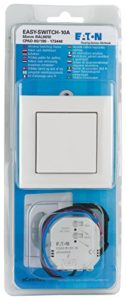 Eaton xComfort sans fil easy switch blister 10A cPaD – 190/00 (173448)