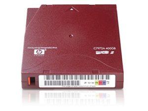 HP Original Q2002A Étiquettes à code-barres pour HP Ultrium 2 Lot de 100 (Import Royaume Uni)